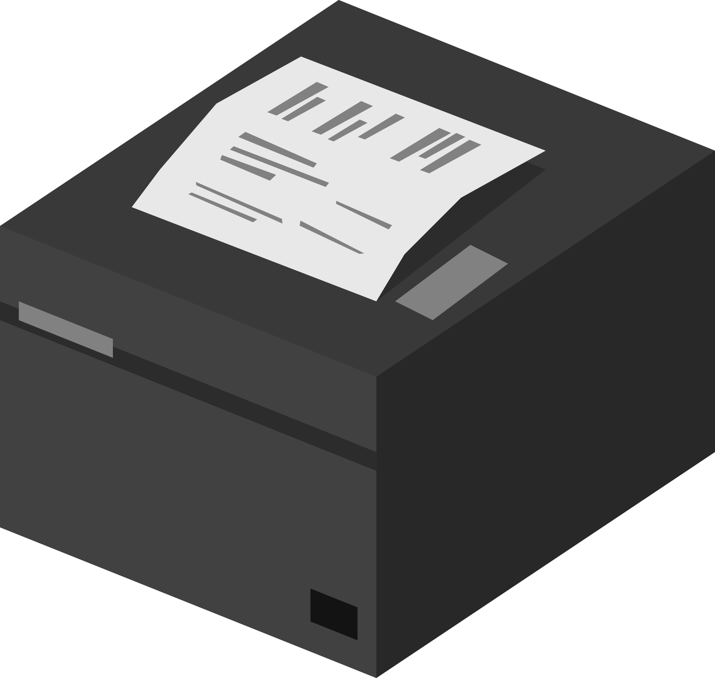 EET tiskárna